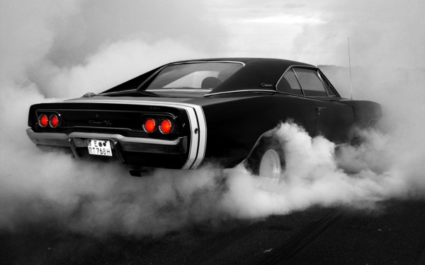 muscle, Cars, 1969, Monochrome, Dodge, Charger, Rt ...
