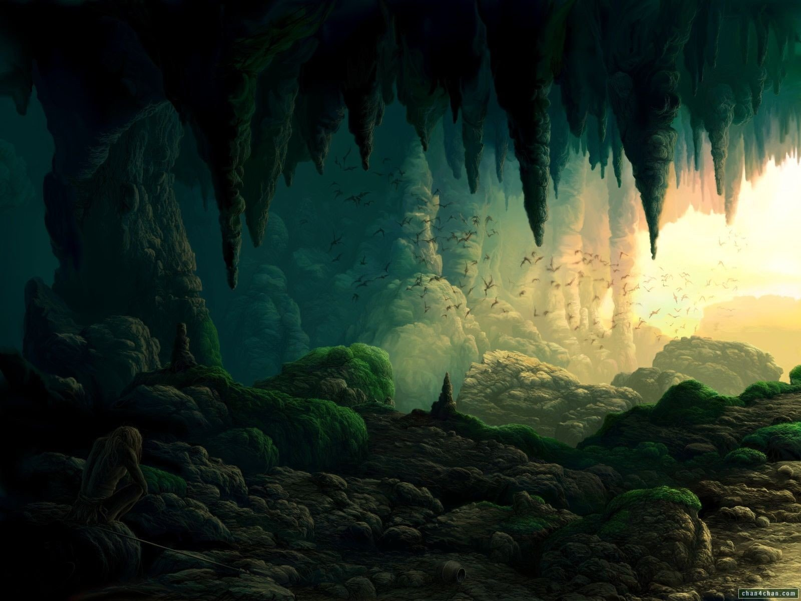 Tons of awesome anime mask wallpapers to download for free. caves, Cavern Wallpapers HD / Desktop and Mobile Backgrounds