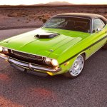 1970 Dodge Challenger Hot Rod Rods Custom Muscle Classic Wallpapers Hd Desktop And Mobile Backgrounds