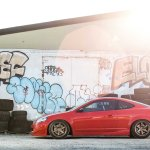Mugen 2003 Acura Rsx Type S Cars Coupe Red Modified Wallpapers Hd Desktop And Mobile Backgrounds