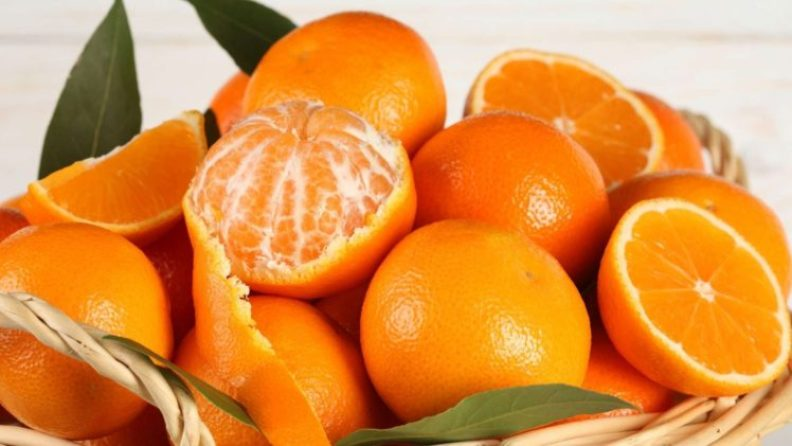 773957 naranjas mandarinas