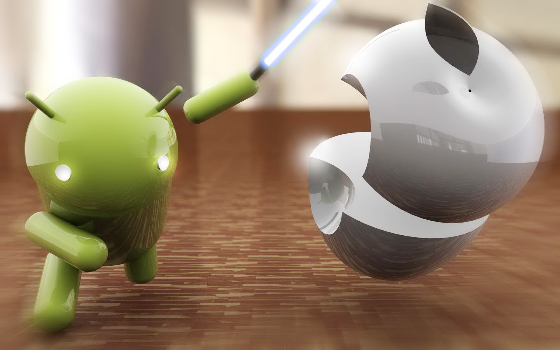 Apple Vs Android Funny
