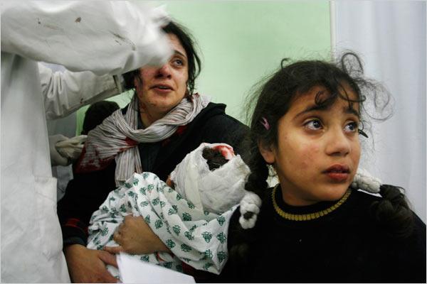 children n Gaza