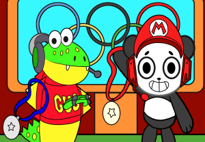 combo-plays-mario-olympic-coloring
