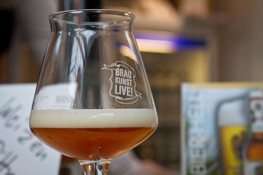Braukunst Live Craft Beer Glas