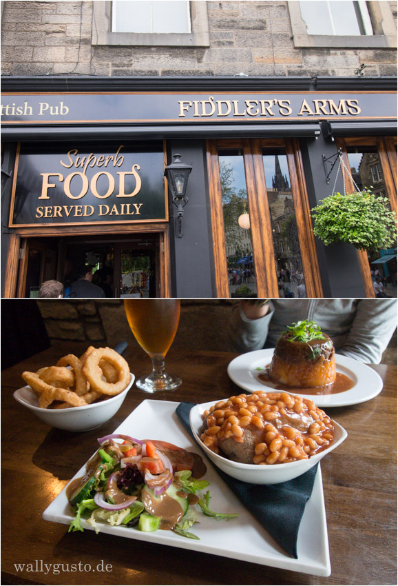 Fiddler's Arms Edinburgh