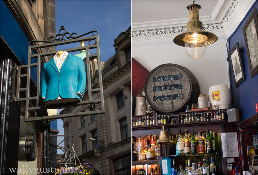 The Blue Blazer Edinburgh