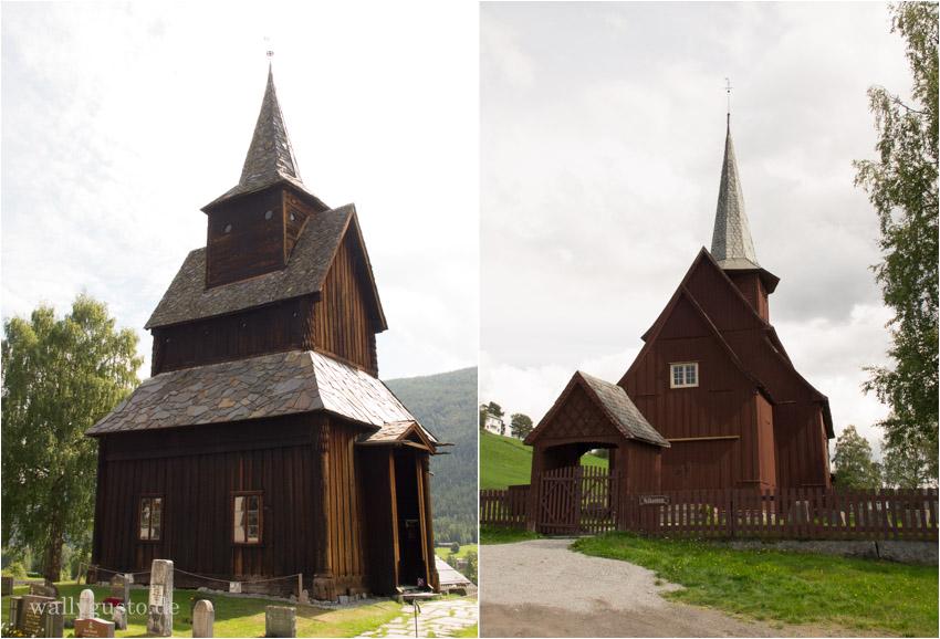 Stabkirche Torpo & Hegge