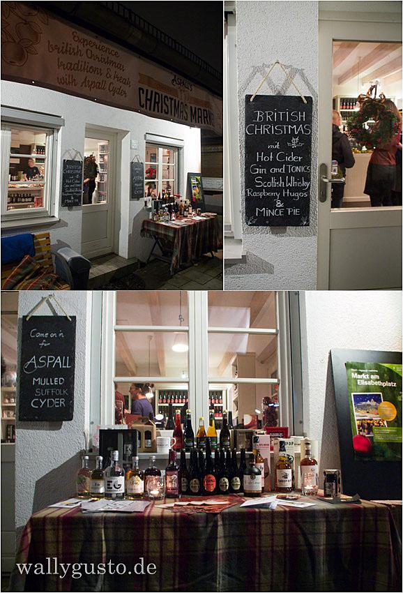 Christmas Pop Up Bar Elisabethmarkt