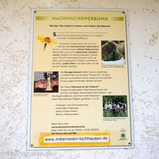 Bienenheim Imkerverein Lochhausen