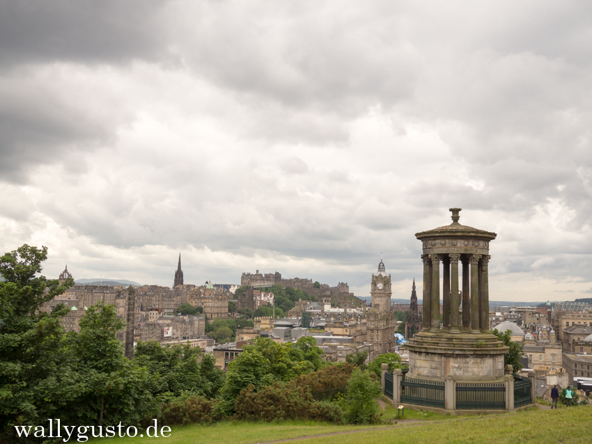 Edinburgh | Calton Hill