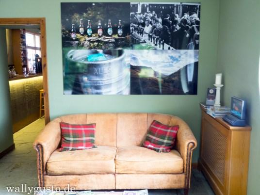 Fyne Ales Brewery- Schottland