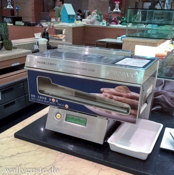 Hongkong Royal Plaza Pankcake Maker