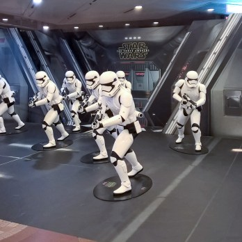 Hongkong Star Wars Promotion