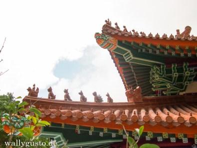 Lantau Kloster Po Lin