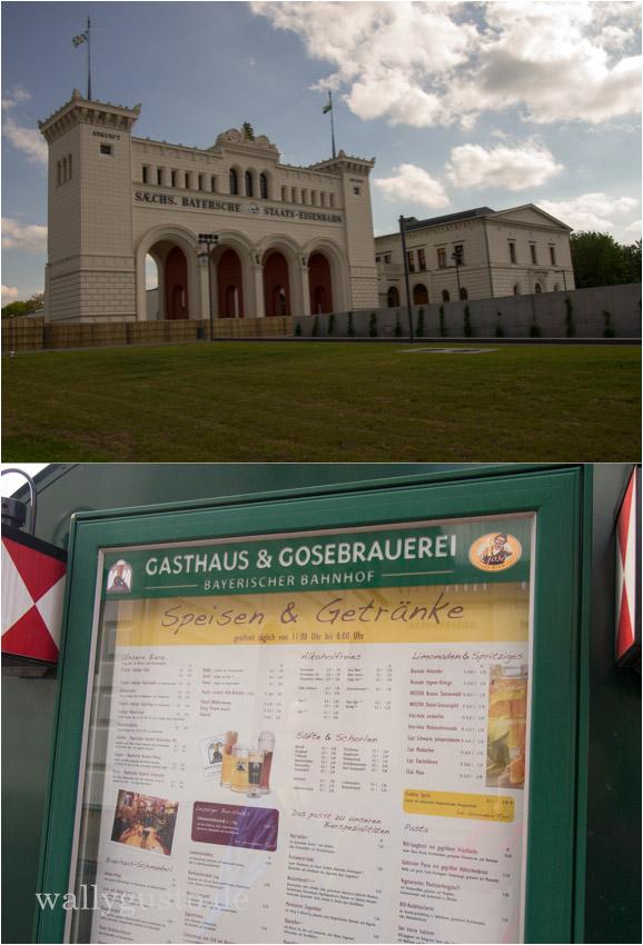 Bayerischer Bahnhof Leipzig