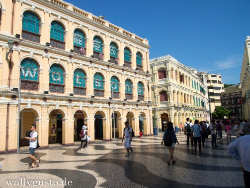 Altstadt von Macau