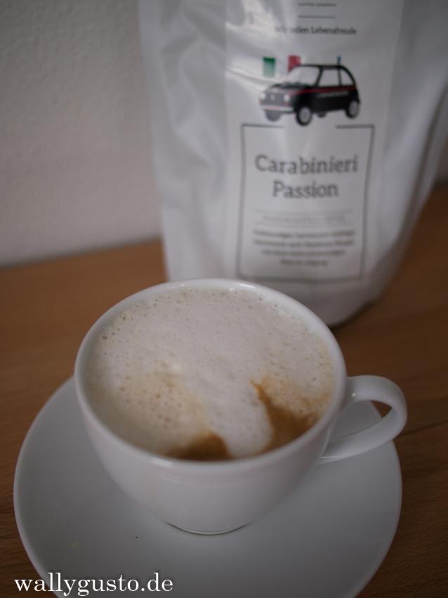PrimeBeans Cappuccino