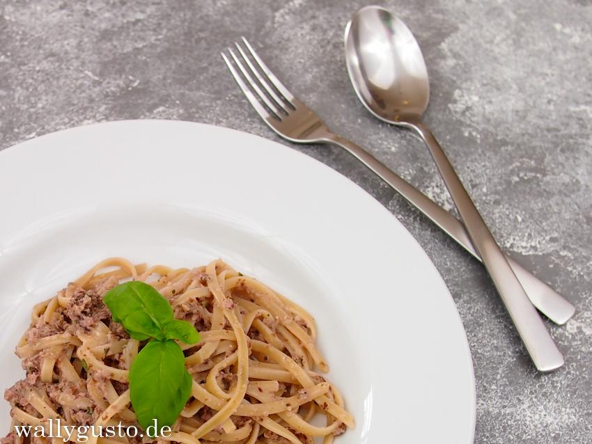 Rezept für Radicchio-Pesto | www.wallygusto.de | Der Blog, der durch den Magen geht