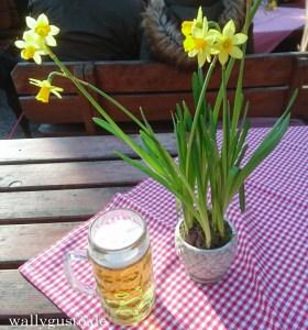 Der Schinderstadl in den Münchner Isarauen