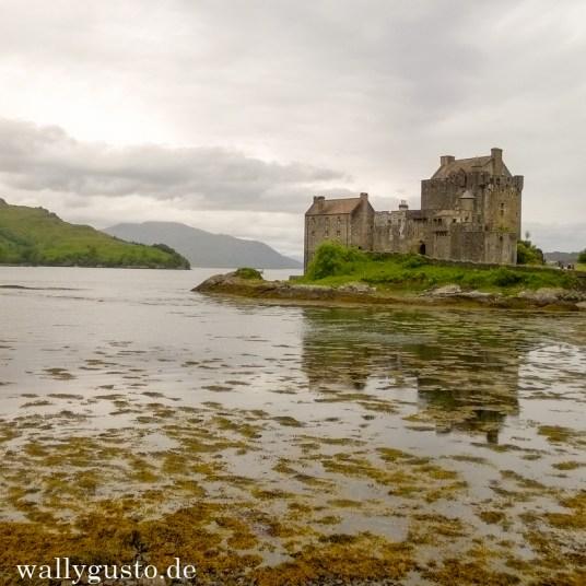 Eilean Donan Castle – die Highlander Burg