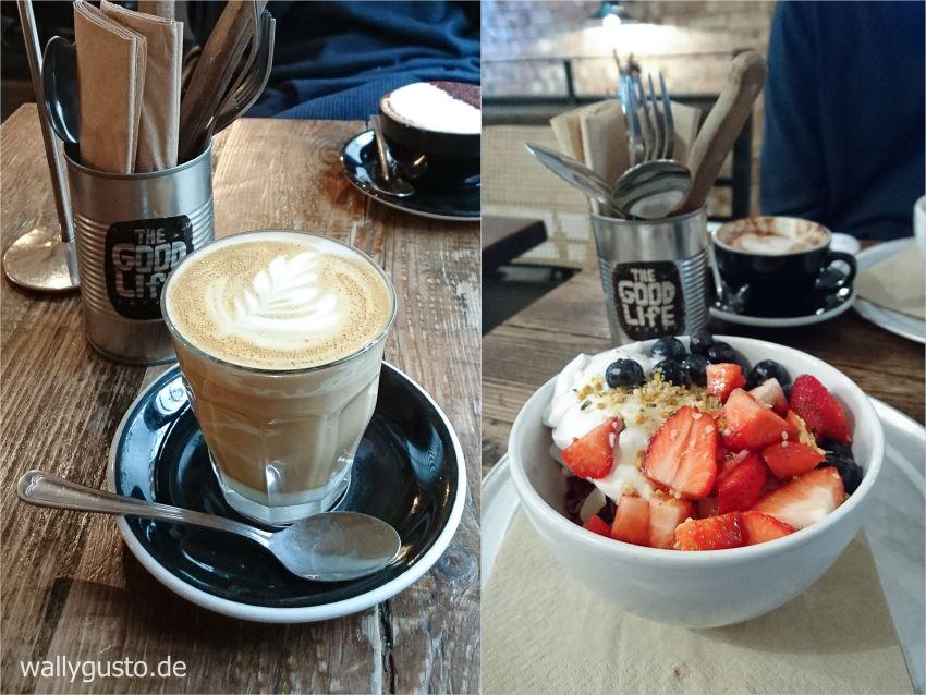 Frühstück bei The Good Life | London kulinarisch