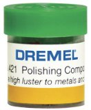 Dremel Mfg 421 1-Oz. Metal & Plastic Cleaner & Polisher - Quantity 5 Rotary Power Tool Accessories