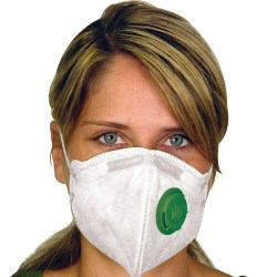 FastCap MXV Pocket Dust Masks, 10-Pack  Item #: 43706