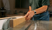 Five Minute Guide: How to Use a Tablesaw