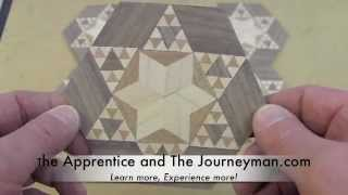 Woodworking - How to Make Sacred Geometry Designs