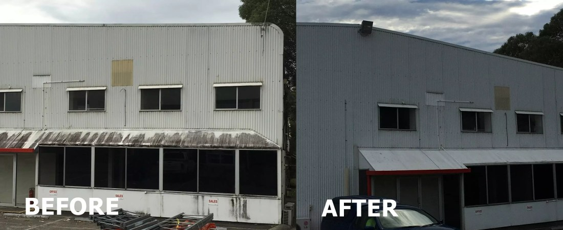 Factory - Before, After