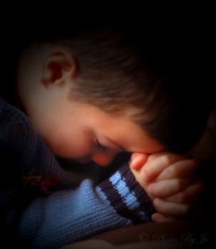 orando com fé