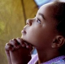 oração dos santos