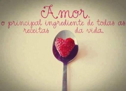 ingrediente amor