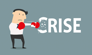 figthing the crisis