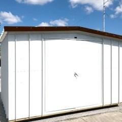 7x11 Custom Utility Building