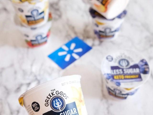 Greek Gods Yogurt  Instagram Giveaway