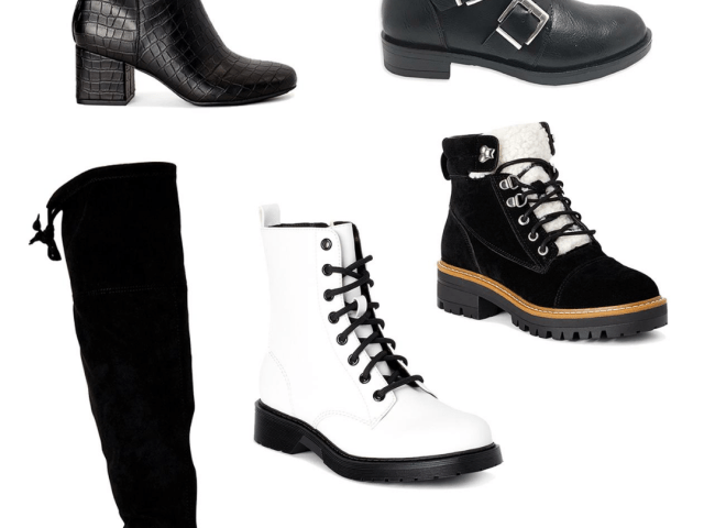 Time and Tru Fall Shoe Roundup