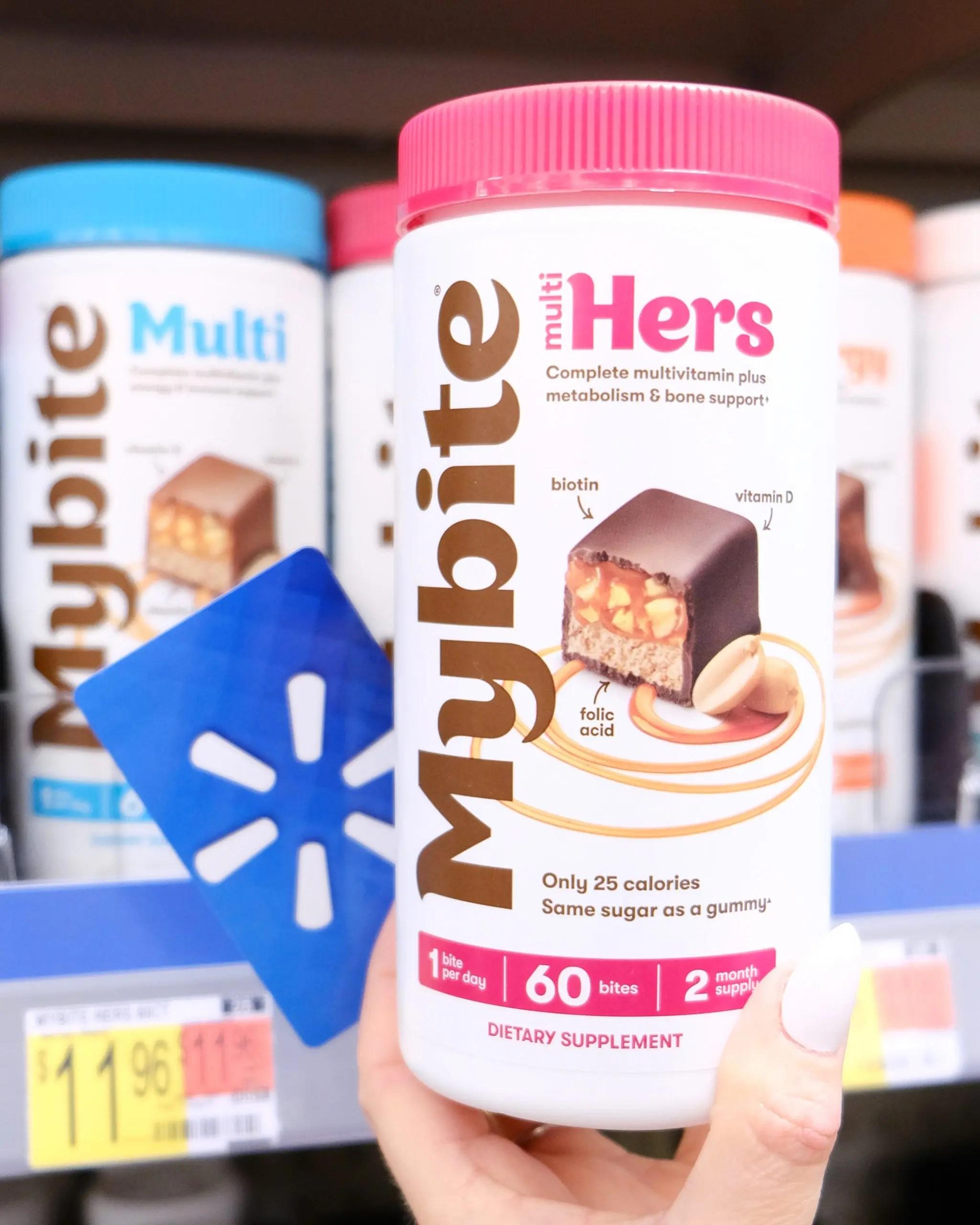 mybite vitamins at walmart
