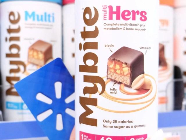 Mybite Vitamins at Walmart Instagram Giveaway