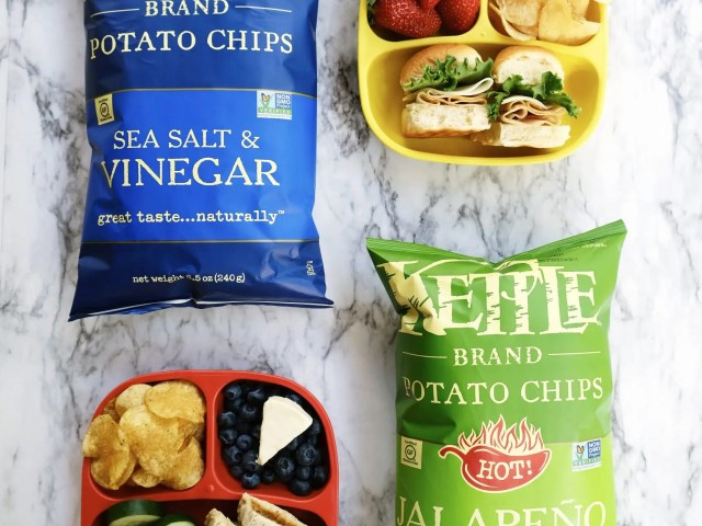 Kettle Brand® Chips at Walmart