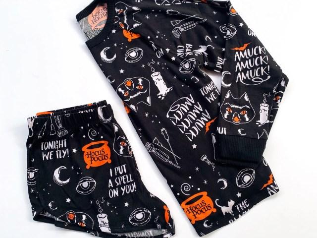 Disney's Hocus Pocus Pajama Set