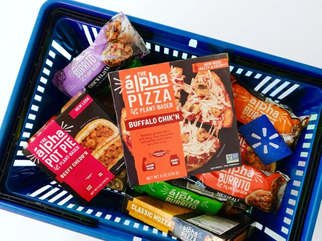 Alpha Foods Basket Of Plant-Based Goodies Giveaway