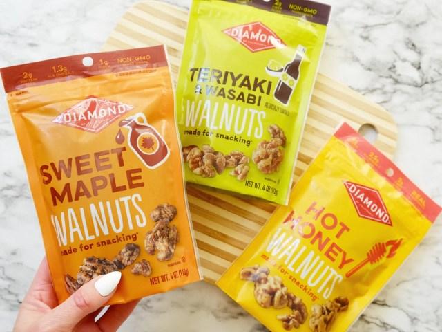 Diamond of California Snack Walnuts at Walmart