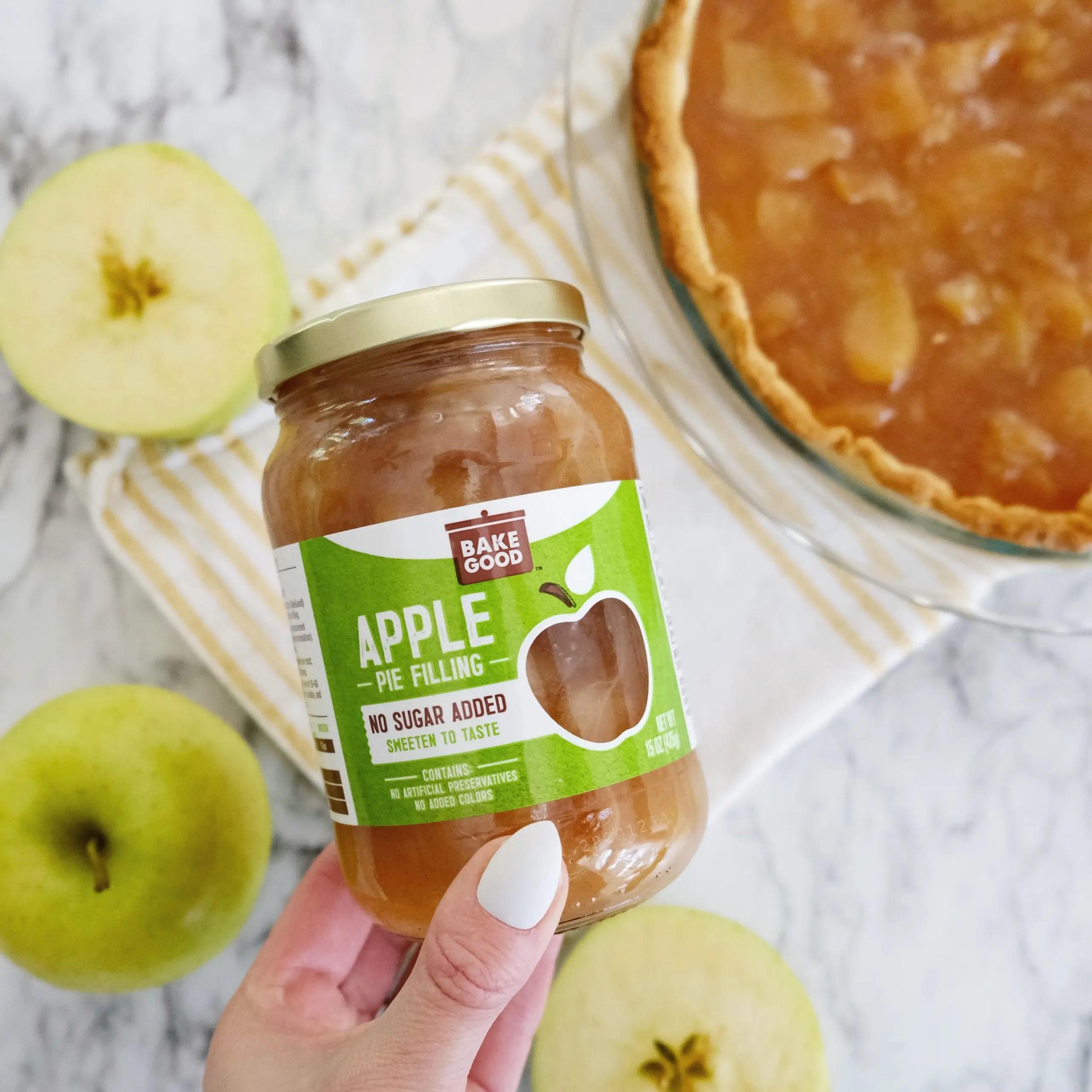 BakeGood Apple Pie Filling
