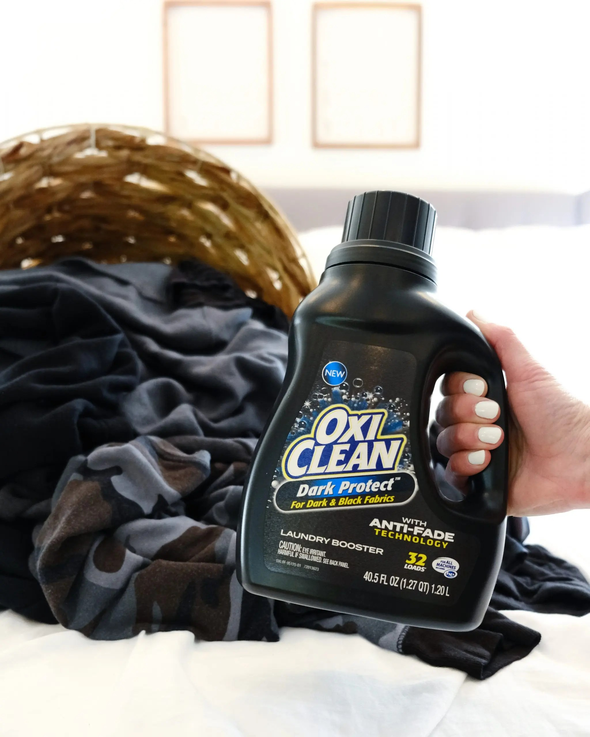 OxiClean Dark Protect Laundry Booster at Walmart
