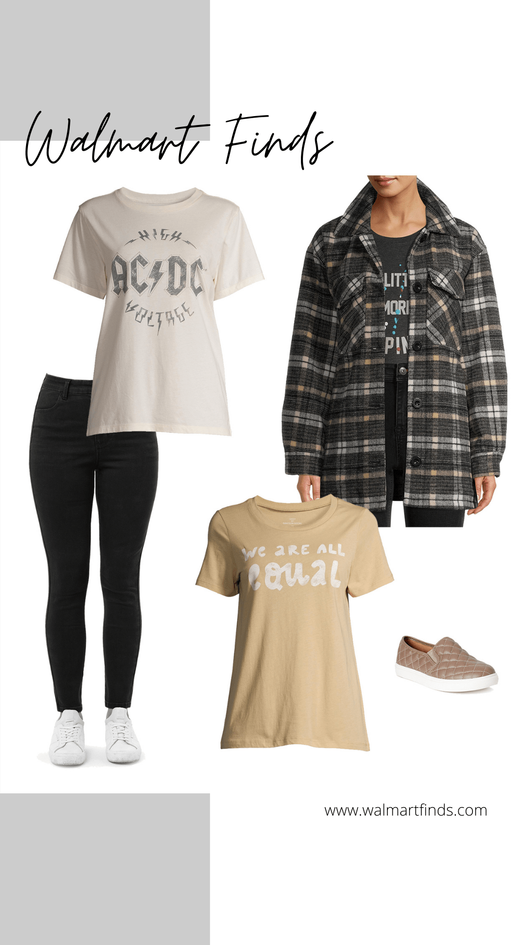 Oversized Shirt Jacket and New Graphic Tees
