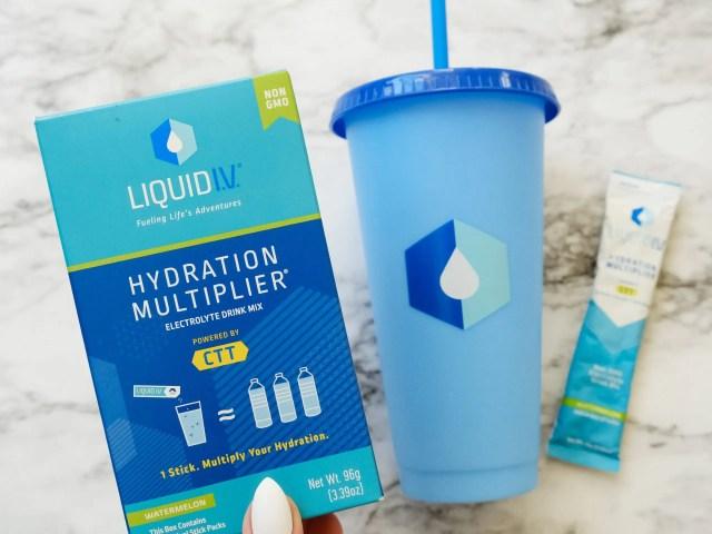 Liquid I.V. Hydration Multiplier at Walmart