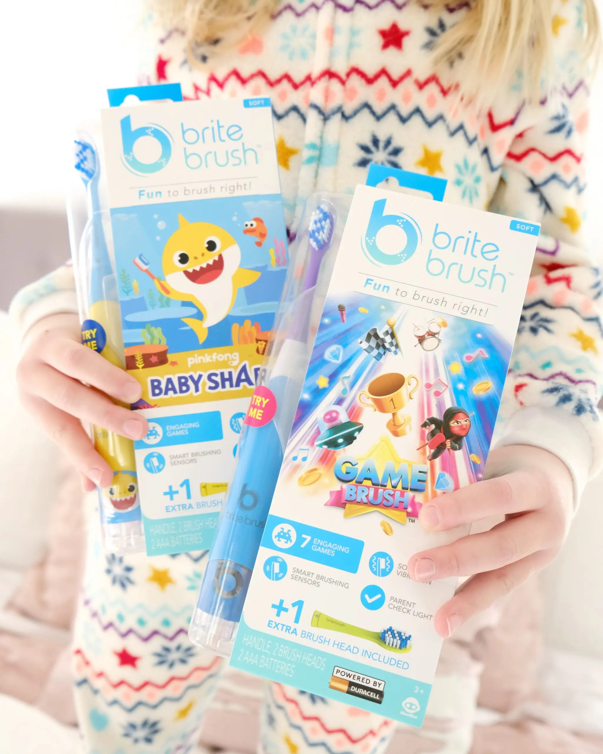 BriteBrush Kids Interactive Toothbrush