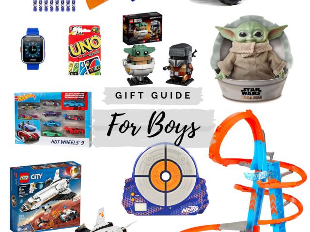 Gift Guide – For Boys